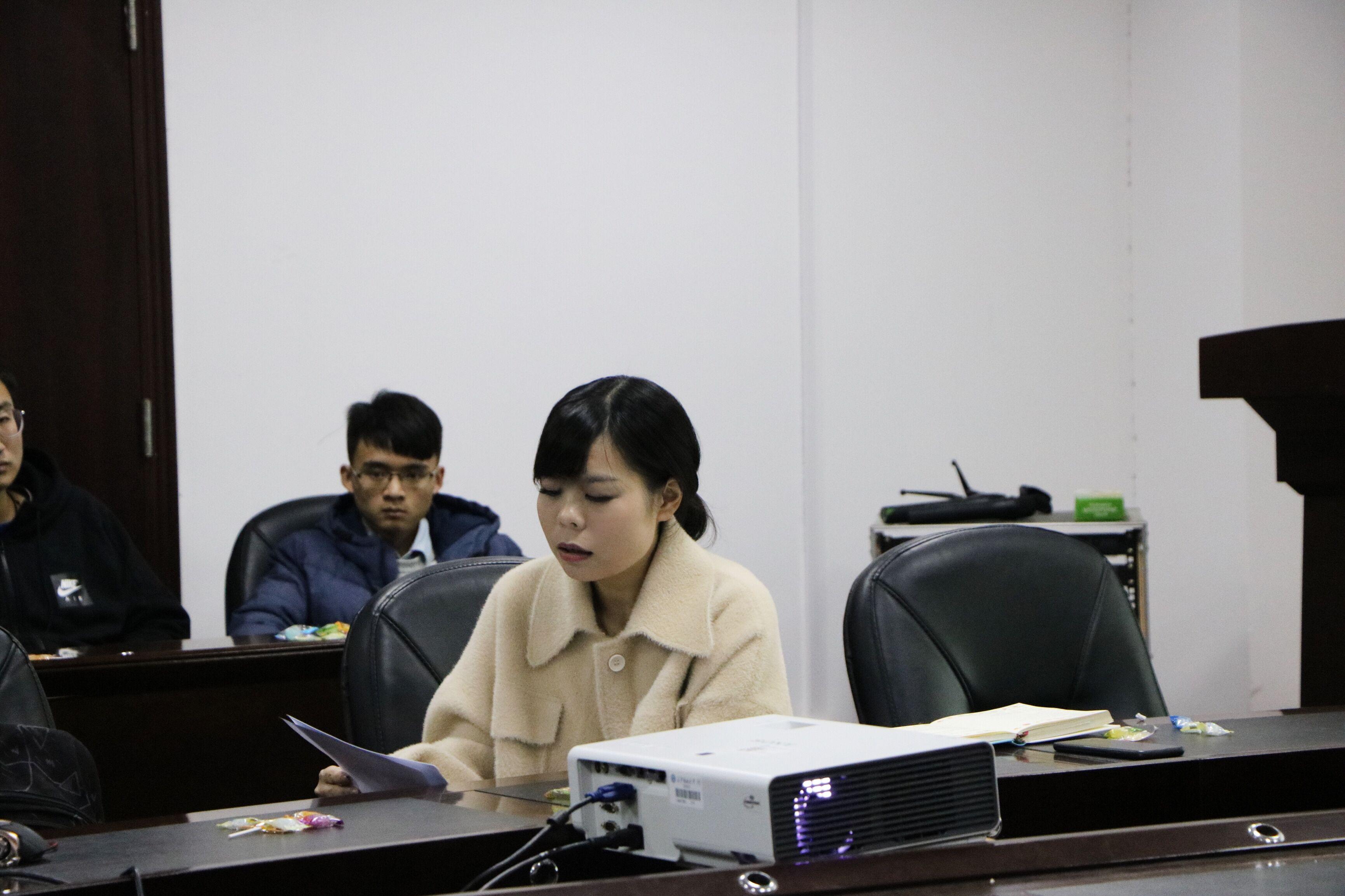 土木工程学院召开学雷锋志愿服务动员会